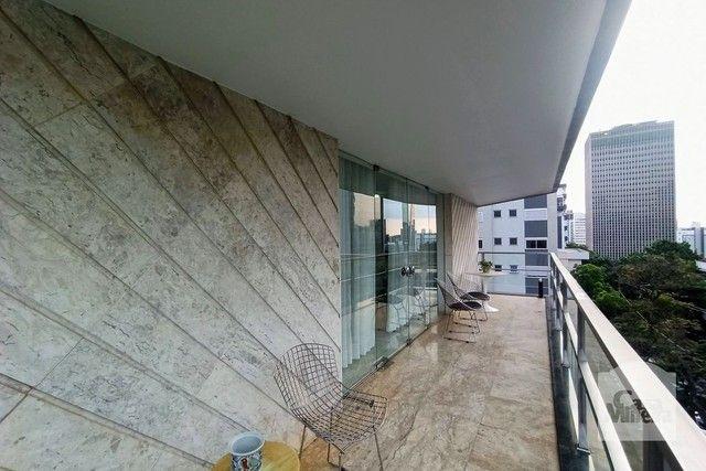 Apartamento à venda com 4 dormitórios em Santo agostinho, Belo horizonte cod:271100 - Foto 8