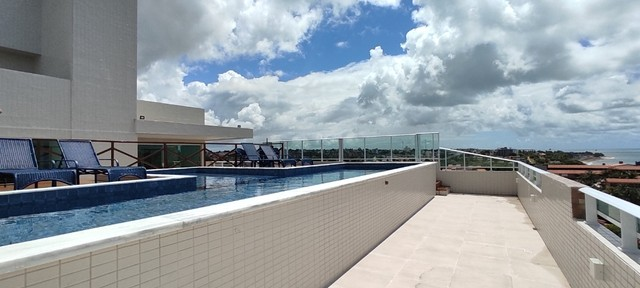 Apartamento Novo na Beira Mar de Carapibus - Foto 16