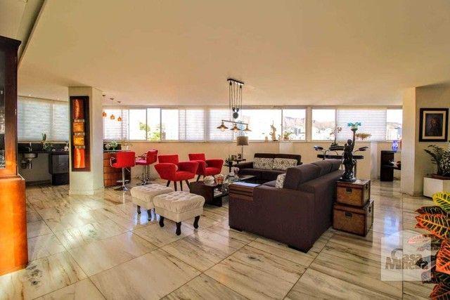 Apartamento à venda com 3 dormitórios em Serra, Belo horizonte cod:267394 - Foto 2