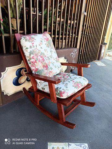 Cadeira de Balanço - Leia a Descrição