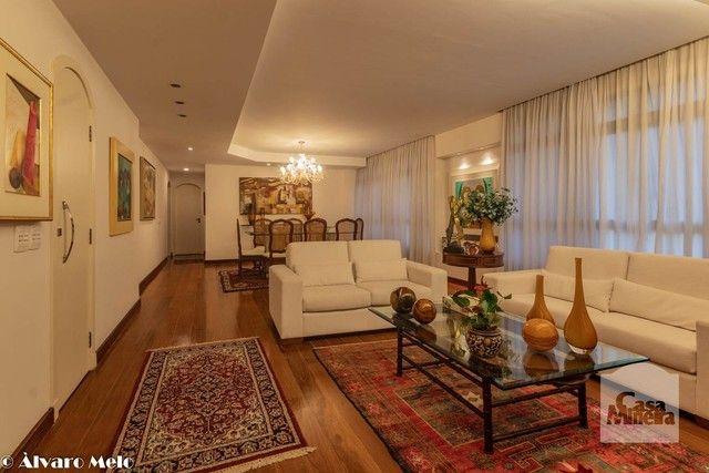 Apartamento à venda com 4 dormitórios em Lourdes, Belo horizonte cod:253467 - Foto 2