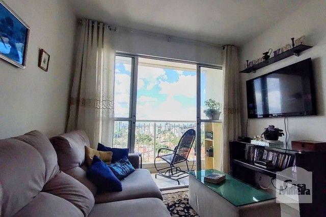 Apartamento à venda com 3 dormitórios em Paquetá, Belo horizonte cod:277202 - Foto 3