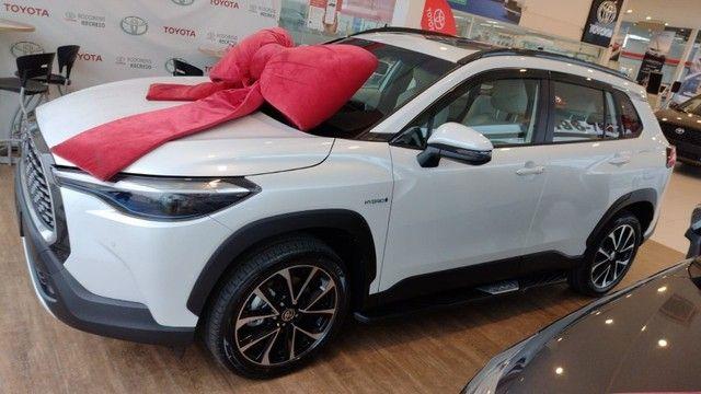 Corolla Cross XRX 2022 Special Edition 0km branco perolizado  - Foto 2