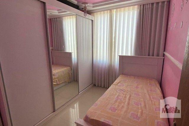 Apartamento à venda com 3 dormitórios em São joão batista, Belo horizonte cod:278432 - Foto 4