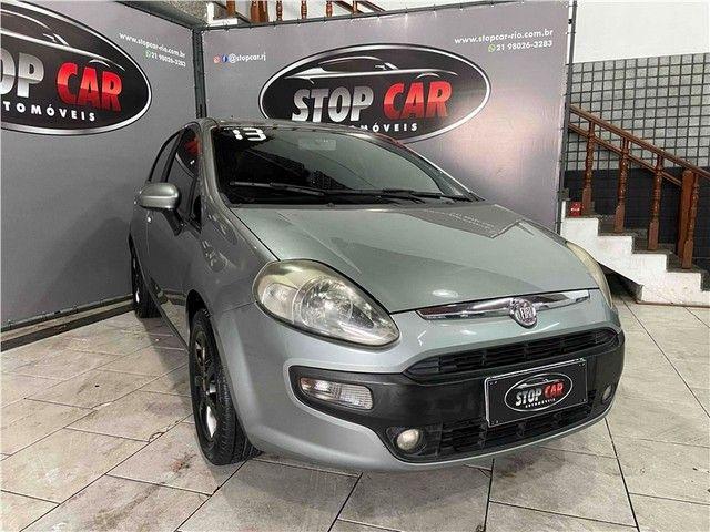 Fiat Punto 2013 1.4 attractive 8v flex 4p manual - Foto 3
