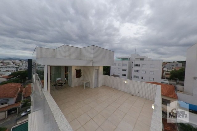 Apartamento à venda com 4 dormitórios em Santa rosa, Belo horizonte cod:275927 - Foto 13