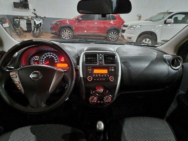 Nissan March 1.0 SV 2019 - Foto 11