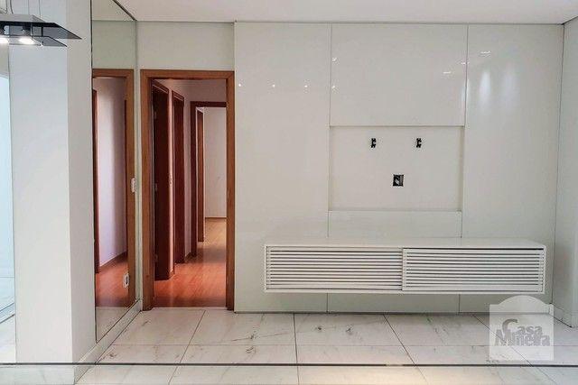 Apartamento à venda com 3 dormitórios em Santo antônio, Belo horizonte cod:278443 - Foto 3
