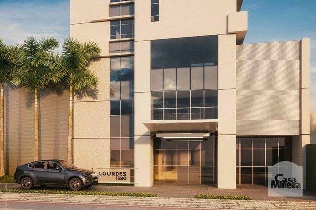 Apartamento à venda com 2 dormitórios em Lourdes, Belo horizonte cod:267374