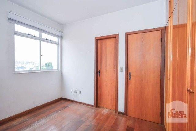 Apartamento à venda com 3 dormitórios em Caiçaras, Belo horizonte cod:257958 - Foto 9