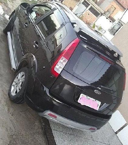 Ford fiesta Trail 1.0 2009 completo doc ok  pneus novos revisado * - Foto 3