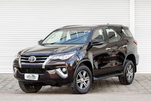 Toyota hilux sw4 4x2 srv flex 2018 automatica *IPVA 2021 PAGO*