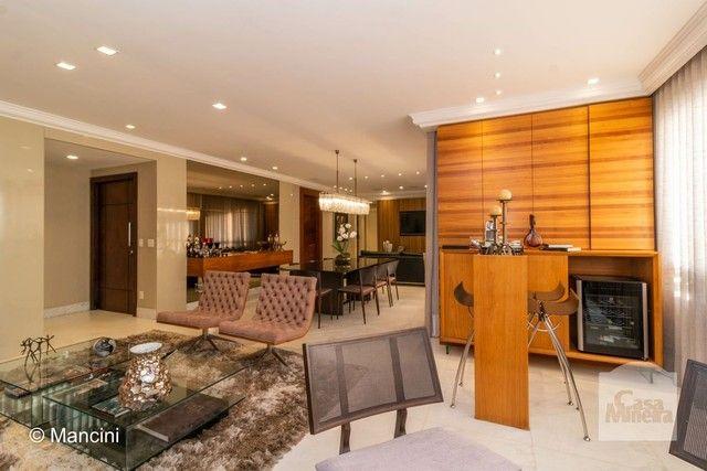Apartamento à venda com 4 dormitórios em Belvedere, Belo horizonte cod:319101 - Foto 3