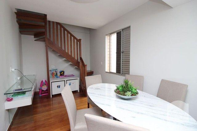 Apartamento à venda com 3 dormitórios em Santo antônio, Belo horizonte cod:260651 - Foto 9