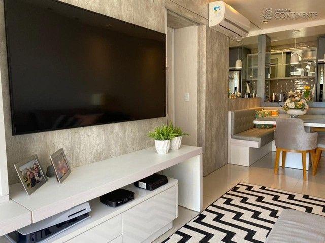 Apartamento à venda com 3 dormitórios em Balneário, Florianopolis cod:1366 - Foto 6