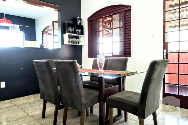 Casa à venda com 5 dormitórios em Caiçaras, Belo horizonte cod:259027 - Foto 3