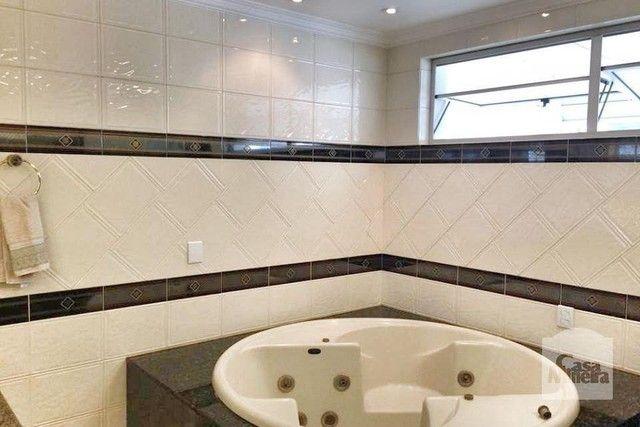 Apartamento à venda com 4 dormitórios em Santo antônio, Belo horizonte cod:273863 - Foto 15