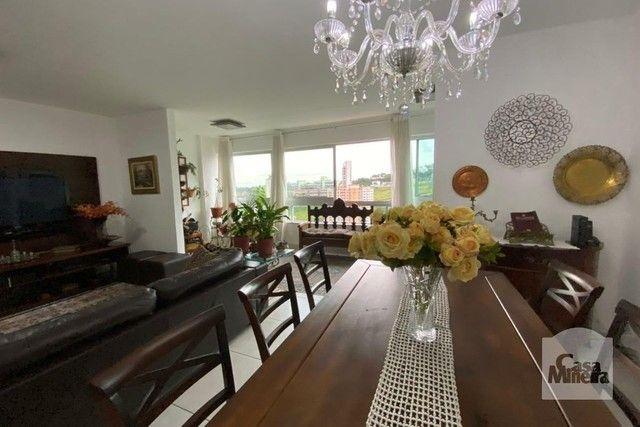 Apartamento à venda com 3 dormitórios em Vale do sereno, Nova lima cod:279313 - Foto 3