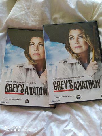 Dvd Grey s anatomy  - Foto 2