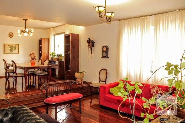 Apartamento à venda com 4 dormitórios em Serra, Belo horizonte cod:270400 - Foto 5