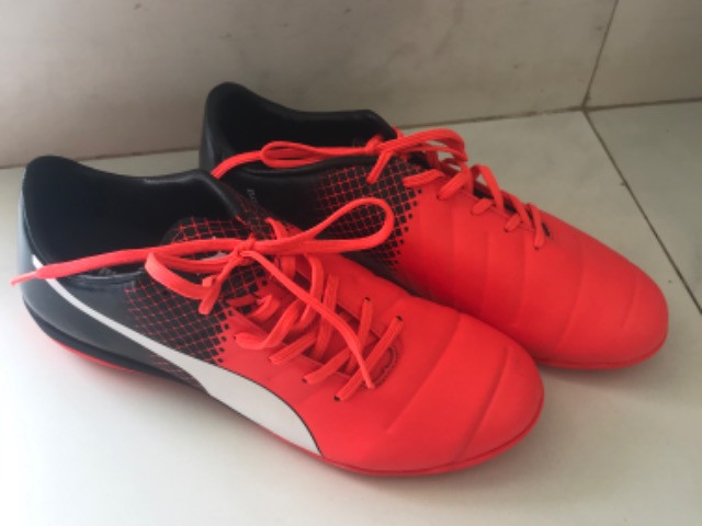 Chuteira Puma Futsal EvoPower