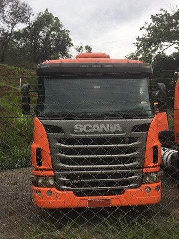 Scania G380 6x2 2011 *Manual