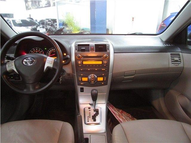 Toyota Corolla 2013 1.8 gli 16v flex 4p automático - Foto 7
