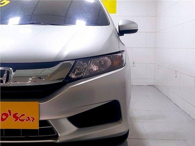 Honda City 2015 1.5 lx 16v flex 4p automático - Foto 12
