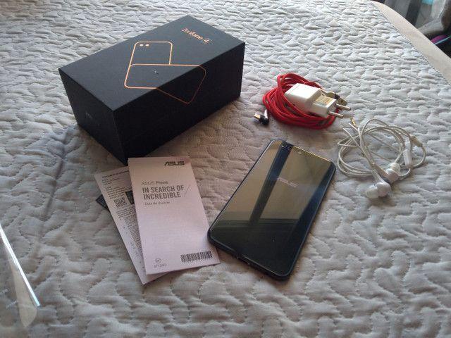 Asus ZenFone 4 (ZE554KL) - Em bom estado de conservação! - Foto 6