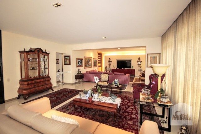 Apartamento à venda com 4 dormitórios em Lourdes, Belo horizonte cod:271073 - Foto 3