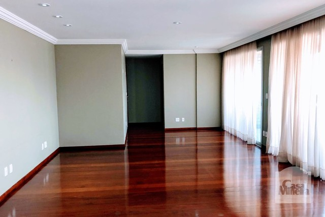 Apartamento à venda com 4 dormitórios em Santo agostinho, Belo horizonte cod:277343