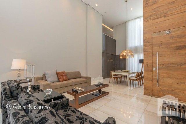 Casa de condomínio à venda com 4 dormitórios em Alphaville, Nova lima cod:237203 - Foto 4