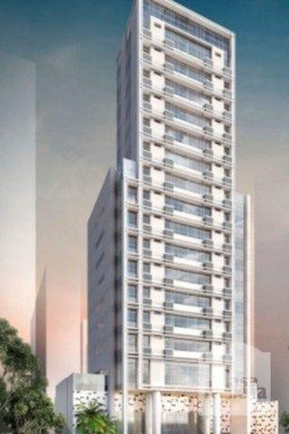 Apartamento à venda com 1 dormitórios em Lourdes, Belo horizonte cod:266790