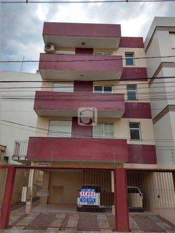 Apartamento à venda com 1 dormitórios em Nossa senhora do rosário, Santa maria cod:8588 - Foto 2