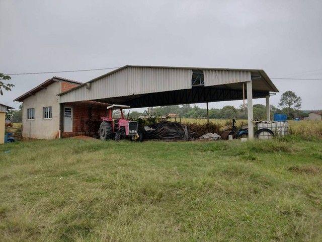 Sítio, Chácara, Fazenda a Venda com 72.600 m², 3 Alqueires, Leiteria, Casa como 2 quartos - Foto 15