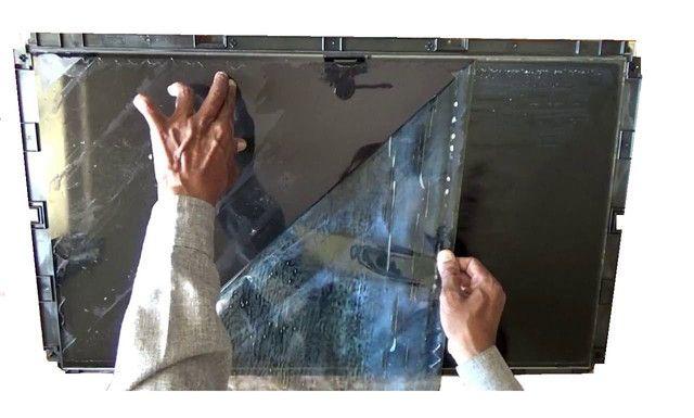 Película Polarizada para conserto de TV - Foto 3