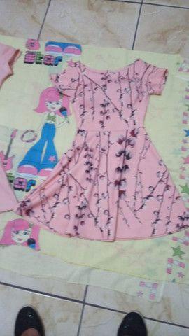 Vendo vestidos usei uma vez só  - Foto 4