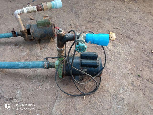 Bomba de irrigação 3 cv - Foto 3
