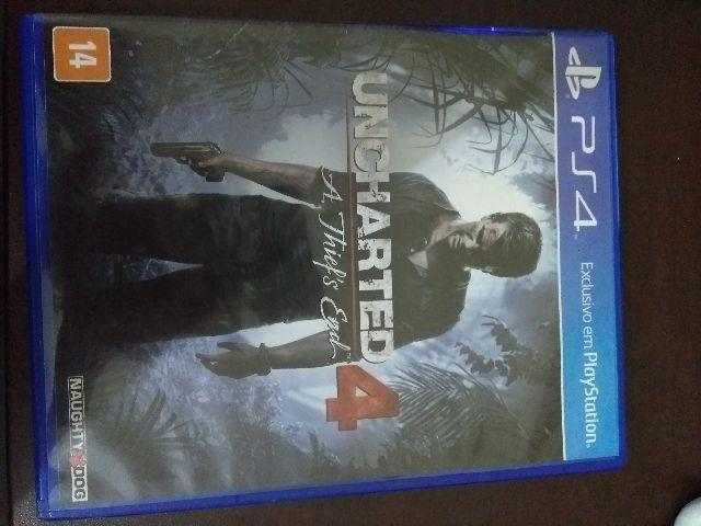 Uncharted A Thief's End 4 PS4