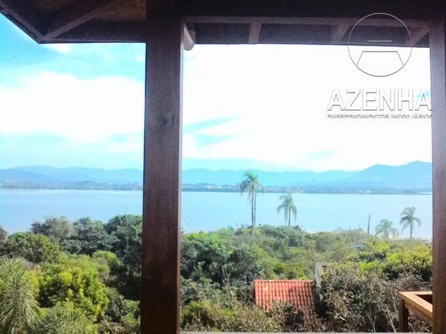 Casa à venda com 3 dormitórios em Ponta da piteira, Imbituba cod:966