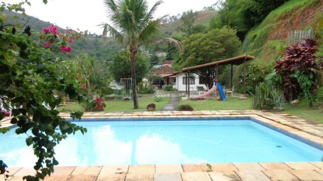 Itaipava, excelente residência, piscina, próximo ao condomínio Mundéos 71ceef9e2d