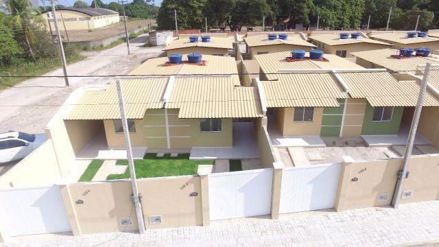 Casas novas sem entrada e com documentação grátis em Horizonte