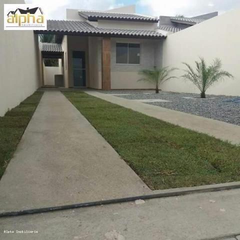 Casa Plana 3 quartos Maracanaú - Bandeirantes - Documentação Grátis -100% Porcelanato