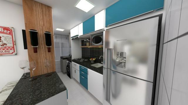 Apartamentos para alugar no Bairro Damas, 03 quartos opções de 01 e 02 vagas de garagem - Foto 6
