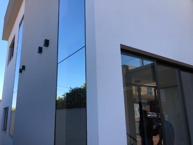 Sobrado 200 m2, acabamento Top, 03 Suítes, em Tangará, aceito carro, terrenos, casa menor - Foto 14