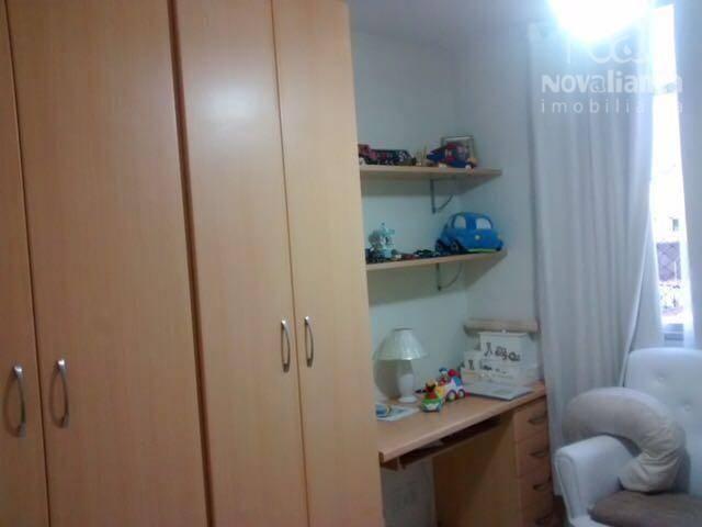 Apartamento com 3 dormitórios à venda, 78 m² por R$ 340.000 - Jardim Camburi - Vitória/ES - Foto 15