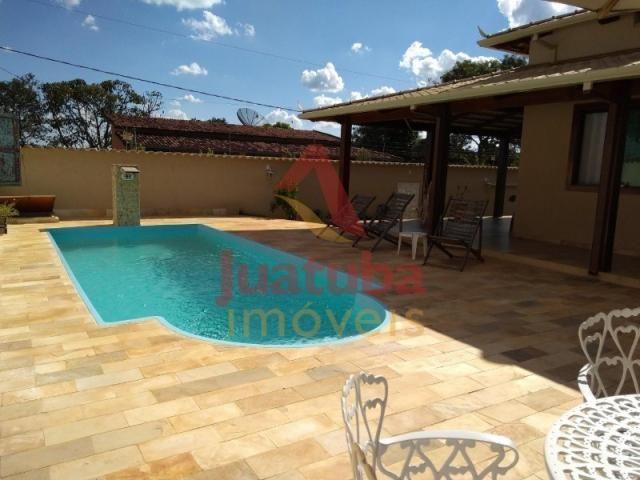 Casa residencial aconchegante com área gourmet disponível para venda em juatuba | juatuba  - Foto 17