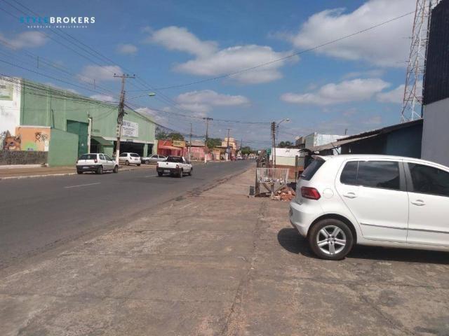 Terreno de esquina comercial à venda, 280 m² por R$ 500.000 - CPA I - Cuiabá/MT - Foto 6