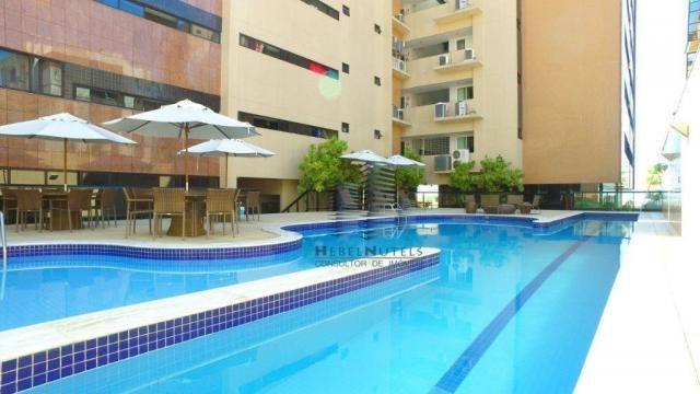 Apartamento com 4 dormitórios à venda, 319 m² por R$ 2.751.500,00 - Jatiúca - Maceió/AL - Foto 4