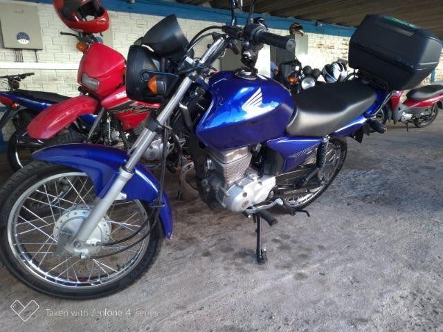 Vendo titan 150 2008 ks